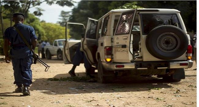 Burundi Death Toll Jumps To 31 In April- U.N. Rights Chief