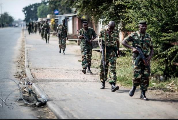 Burundi Rebel Group Hands Back Officer Seized Last Month