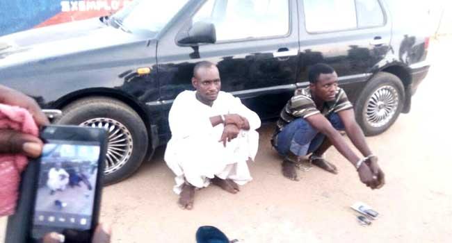 JTF In Kano Arrests General Shuwa's Killers