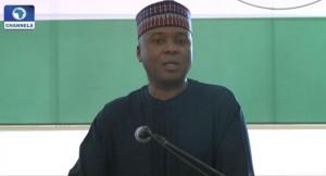 Bukola Saraki President National Assembly Nigeria