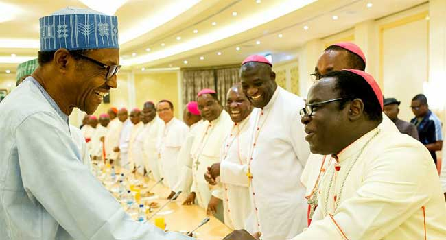 Catholic Bishops Seek Collaboration With Government