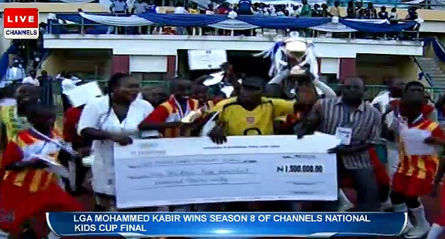Channels National Kids Cup 2