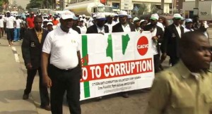 EFCC, Corruption
