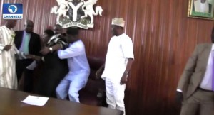 Edo-House-of-Assembly-crisis-fight