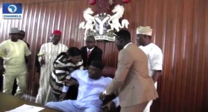 Edo-House-of-Assembly-crisis-fight2