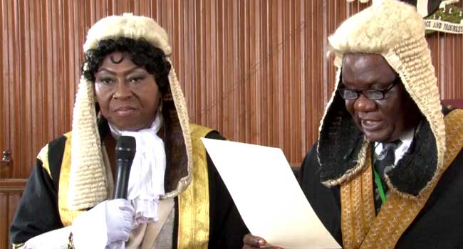 New Edo House Of Assembly Speaker Sworn-In