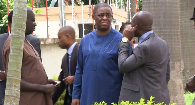 Fani-Kayode Meets Bail Conditions, Released