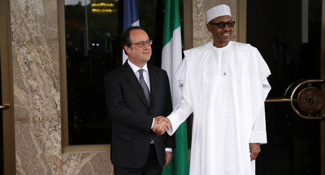 Nigeria, France To Strengthen Agreements In Defence Matters