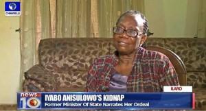 Iyabo Anisulowo