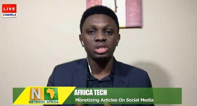 Monetizing Articles On Social Media