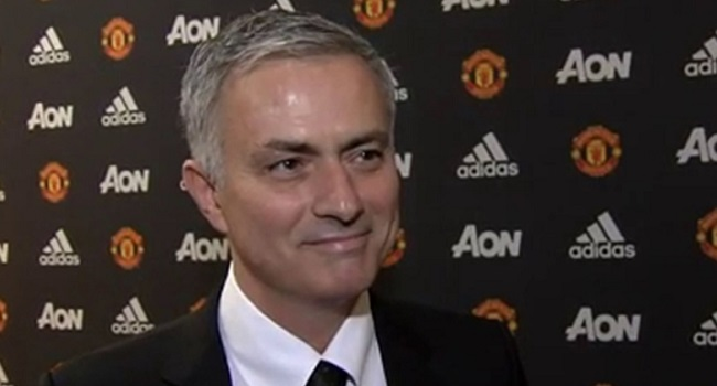 Mourinho Ready For Manchester United Tasks