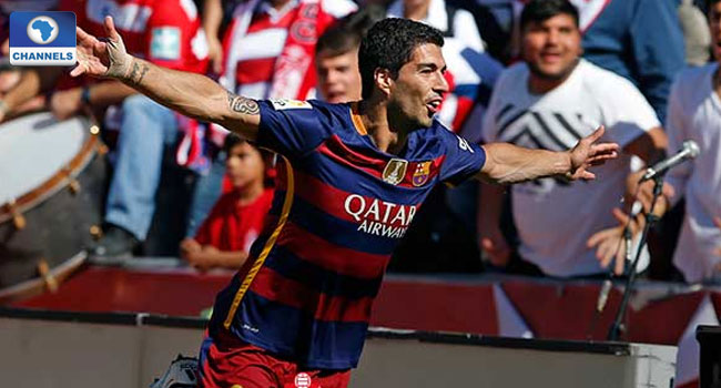 Suarez Extends Barcelona Deal With €200m Buy-out Clause