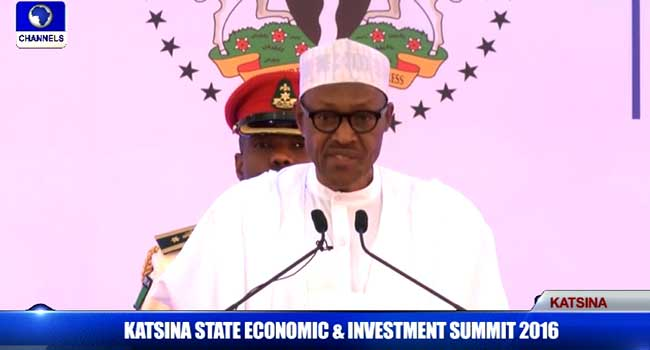 We Must Offer Incentives To Attract Global Investors – Buhari