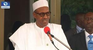 Muhammadu Buhari on northeast challenges