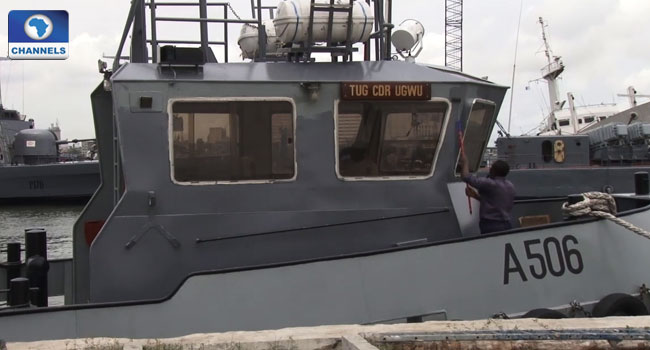 Illegal Refineries, Nigerian Navy,