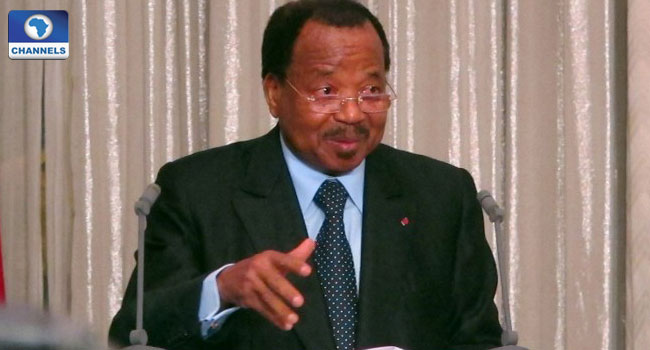 Cameroun Will Support Nigeria Until War On Terror Is Won – Biya