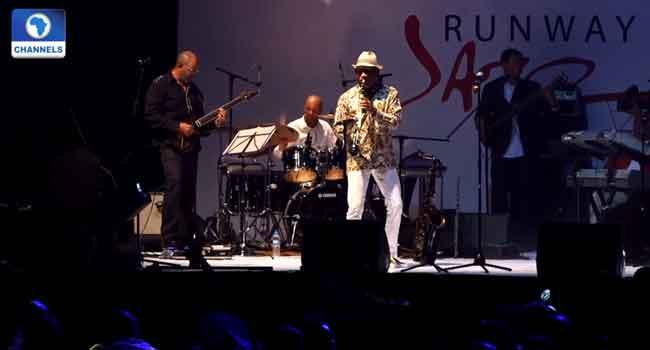 Runway Jazz: Fashion and Music Meet At International Jazz Day Celebration