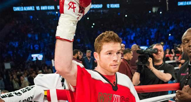 Canelo To Vacate WBC Middleweight Title - Channels Television