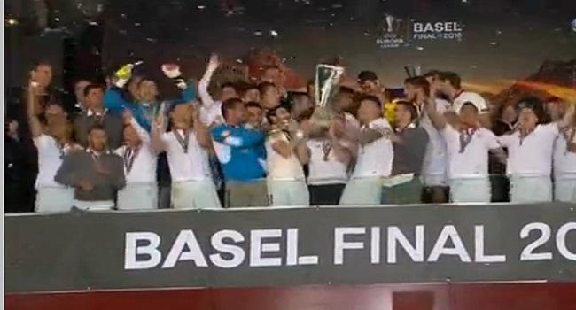 Sevilla, Europa League 2