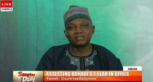Recovered Assets, Garba Shehu