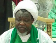 Zaria Residents Protest Against El-Zakzaky's Release