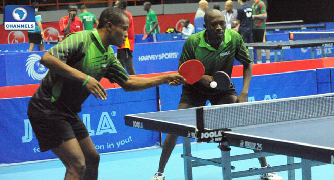 ITTF Confirms Team Nigeria For 2016 Olympic Games
