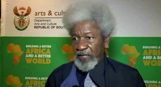Nigerian Govt. Has Inherited A Heavy Baggage – Wole Soyinka