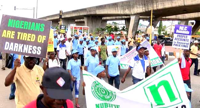 Workers' Day: Different Moods Witnessed In Southern Nigeria
