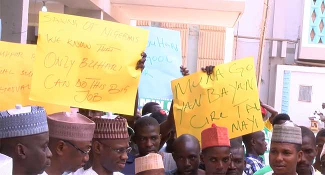Kano Workers, Youths Support Subsidy Removal