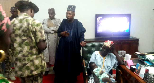chibok girl, Shettima, Borno, Amina Ali