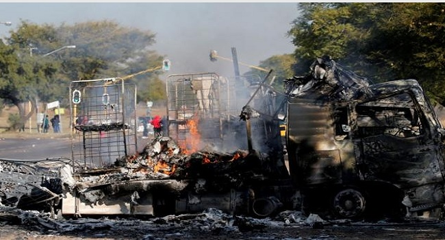 Violence Spreads Into South African Capital After ANC Names Mayoral Candidate