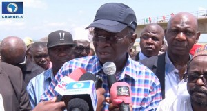 Fashola Inspects Federal Projects In Anambra, Southeast