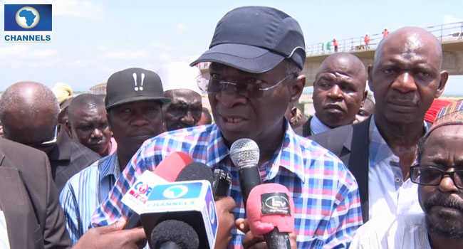 Fashola Inspects Gurara, Kashimbila Hydro Power Projects