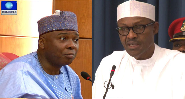 Saraki Alleges Persecution, FG Debunks Claims Says It Is 'Mere Obfuscation'