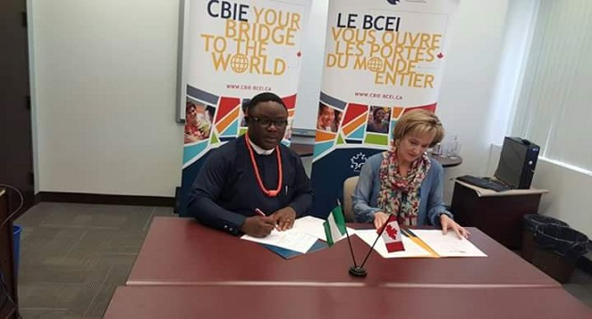 Cross River To build Canadian International School
