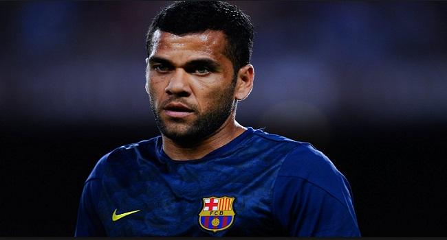 Dani Alves To Depart Barcelona This Summer