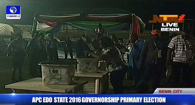2,771 Delegates Storm Ogbemudia Stadium For Edo APC Primaries
