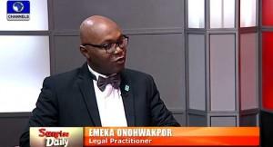 Emeka-Onohwakpor