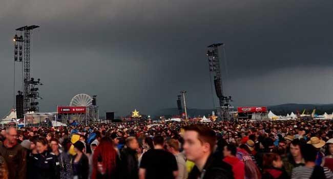 Lightning Kills 51, Injures Many During Germany Festival
