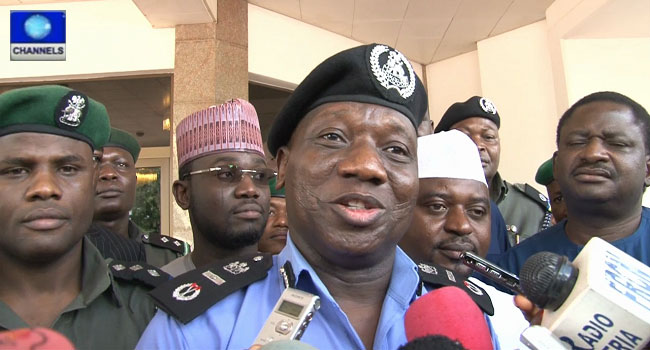 Police Launch 'Eminent Persons Forum' To Tackle Crime