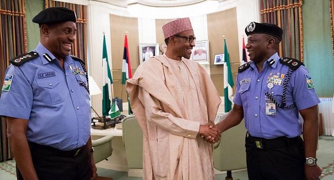 Idris Ibrahim acting IG of police