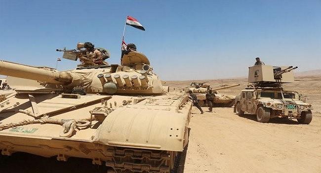 Syrian Militias Make Slight Progress In Attack On Islamic State