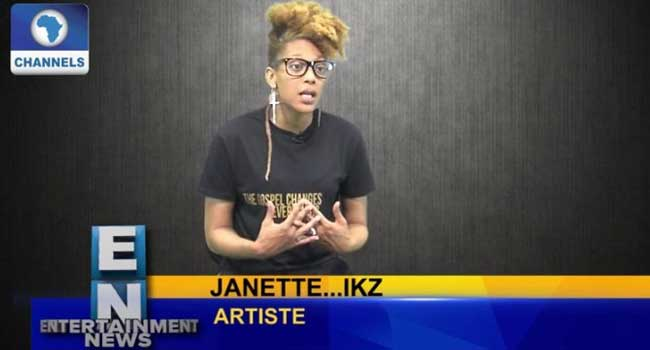 Church Told Me I Couldn't Do My Kind Of Poetry – Janette…Ikz