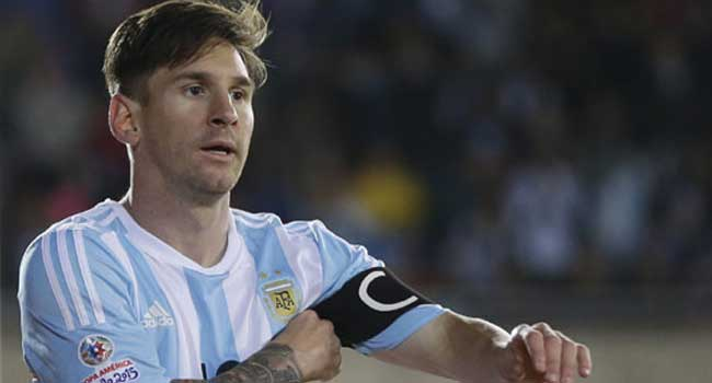 Messi Banned From Argentina's Qualifying Campaign