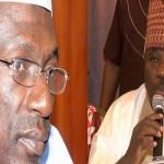 PDP's Makarfi and Sheriff