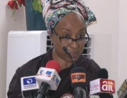 File: The Special Adviser to the President on Social Investment Programme, Mrs. Maryam Uwais.