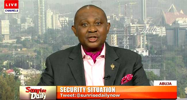 Terrorists Have Always Been In Cyberspace – Max Gbanite
