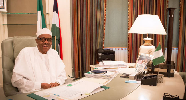It Is Good To Be Back At Work, Buhari Says