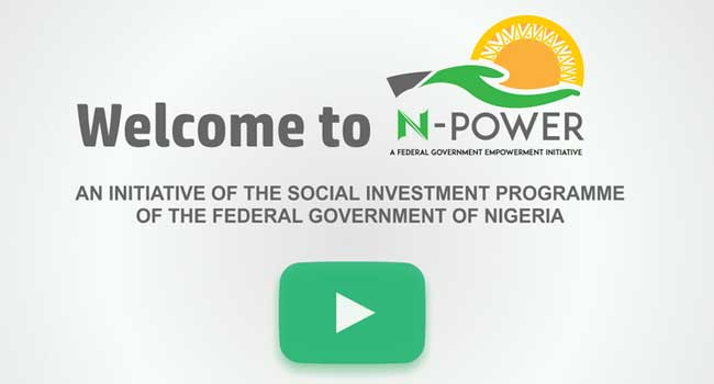 FG's N-Power Job Portal Records 400,000 Registrations In 36 Hours