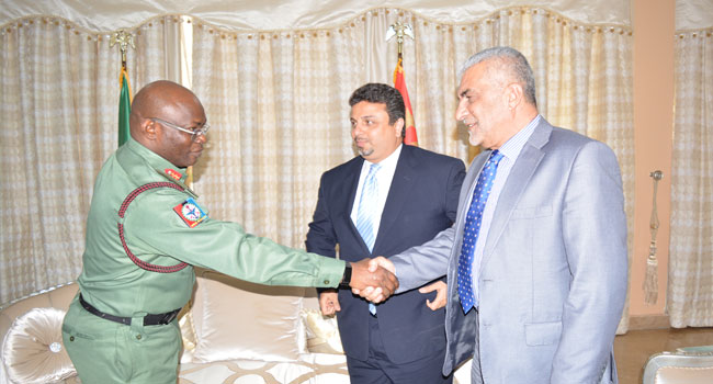 Jordan Collaborates With Nigeria On Terrorism